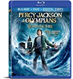 Percy Jackson & The Olympians: The Lightning Thief / Percy Jackson et les Olympiens : Le Voleur de foudre (Bilingual) [Blu-ray + DVD + Digital Copy]