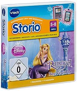 VTech Storio 80-281504 Rapunzel - Juego electrónico educativo [importado de Alemania]