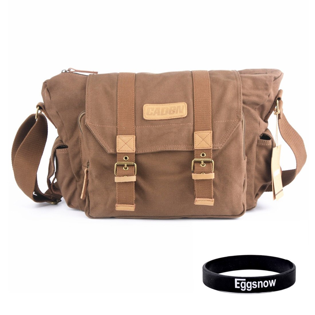 Eggsnow CADEN Camera Bag Waterproof Travel One Shoulderreview and more information