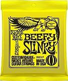 Ernie Ball 2627 Beefy Slinky Nickel Wound Set, .011 - .054