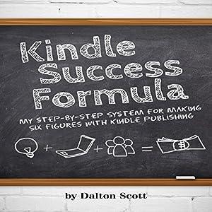 Kindle Success Formula Audiobook