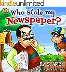 Children's book: WHO STOLE MY NEWSPAP...