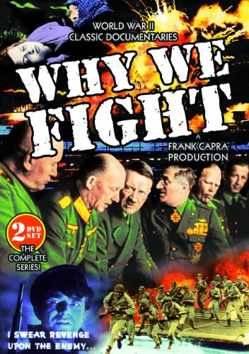Cover art for  WWII - Why We Fight (2-DVD)