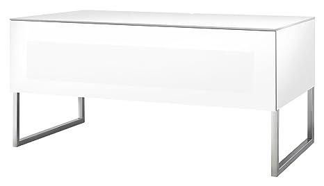 "TV-Lowboard ""Khalm"" Farbe: Weiß"