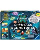 Ravensburger - Kit per creare gemme e cristalli