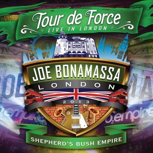 Tour De Force: Live In London - Shepherd's Bush Empire [2 CD] by Joe Bonamassa (2014-05-20)