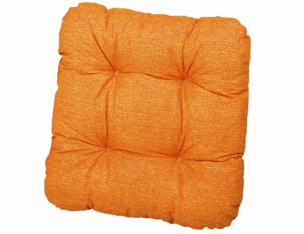 4 Stück SUN GARDEN 50104-32 Susa Kissen orange BW / Poly 38 x 38 x 8 cm online bestellen