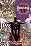 House of M: Wolverine, Iron Man & Hulk (078513882X) by Brubaker, Ed