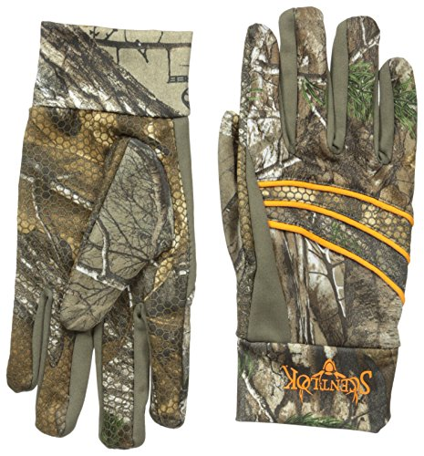 Scent-Lok-Mens-Vigilante-Shooters-Gloves-Realtree-Xtra-Large