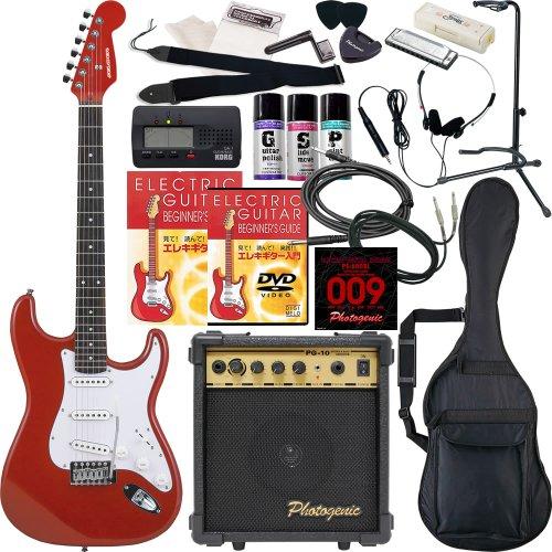 一万円ちょっとでギター生活を始められるなんて夢のような話だな(相場を知らない無知人の発言)。