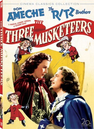 Three Musketeers, The / Три Мушкетера (1939)