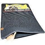 """Blackhole Cat Litter Mat - Super Size Rectangular 30"""" X 23"""""""