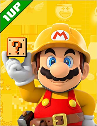 Super Mario Maker Strategy Guide & Game Walkthrough - Cheats, Tips, Tricks AND MORE! written by 1UP GUIDES