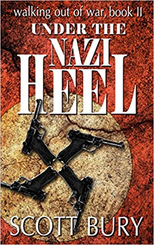 Under The Nazi Heel cover