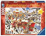 Ravensburger Santa Needs Directions - 1000 Piece Christmas Puzzle
