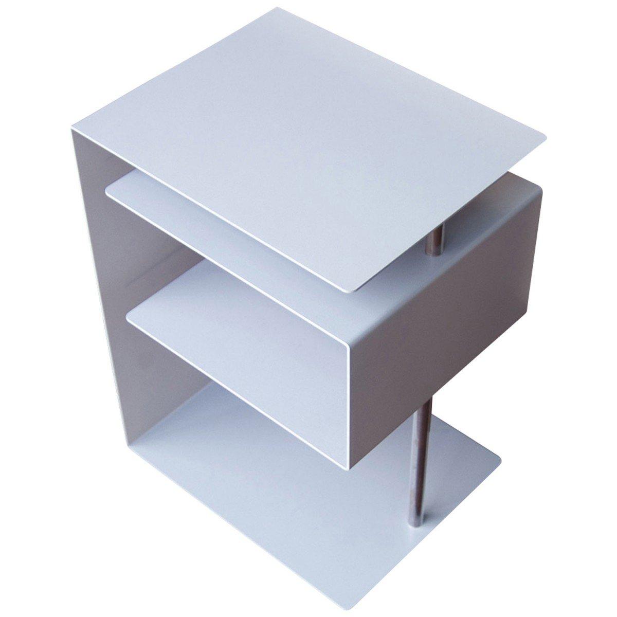 Radius XCentric Table Silber Beistelltisch  Kundenbewertung und Beschreibung