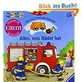 ministeps� B�cher: Alles, was R�der hat: Mein erstes Fahrzeuge-Spielbuch. Ab 18 Monaten