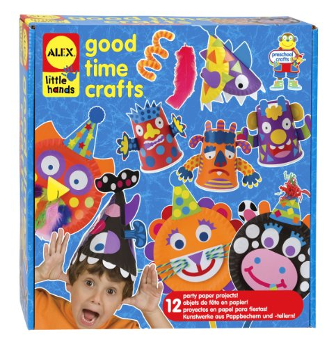 ALEX® Toys - Early Learning Good Time Craft -Little Hands 1420