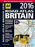 img - for Road Atlas Britain 2016 (Aa Road Atlas) book / textbook / text book