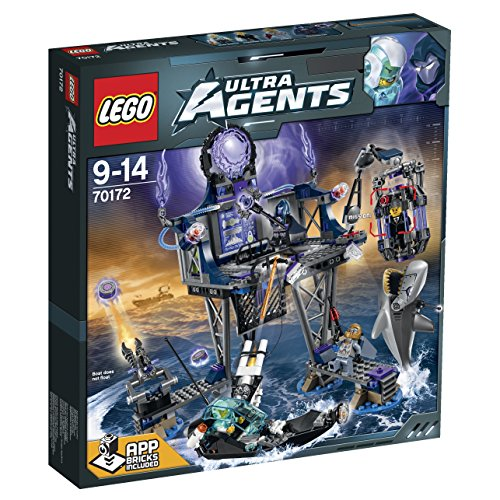 Lego 70172 - Ultra Agents Antimatter's Portal-Versteck