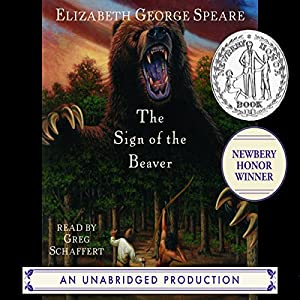 The Sign of the Beaver Audiobook