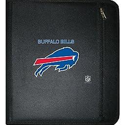 C.R. Gibson 3-Ring Zipper Binder, Buffalo Bills (N950412WM)