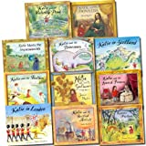 James Mayhew Katie Collection James Mayhew 11 Books Set Pack (Katie and the British Artists, the Mona Lisa, Katie's Picture Show, Katie Meets the Impressionists, Katie in London, the Bathers, the Dinosaurs, the Spanish Princess, the Waterlily Pond, in Sc