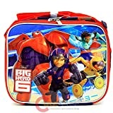Ruz Disney Big Hero 6 Lunch Bag with Adjustable Shoulder Strap