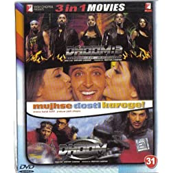 Dhoom:2 / Mujhse Dosti Karoge! / Dhoom