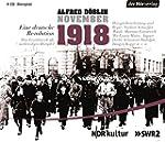 November 1918. Eine deutsche Revoluti...