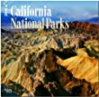 California National Parks 2015 Square 12x12