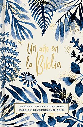 Un año en la Biblia, acuarela  [B&H Español Editorial Staff] (Tapa Dura)