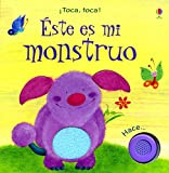 img - for  ste es mi monstruo book / textbook / text book