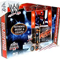 WWE Raw Superstar Entrance Stage by Mattel