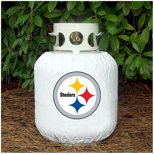 Pittsburgh Steelers 9.5 x 12.2 Tank Wrap by Team Sports America