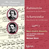 The Romantic Piano Concerto, Vol. 38  Rubinstein & Scharwenkaby Marc-Andre Hamelin