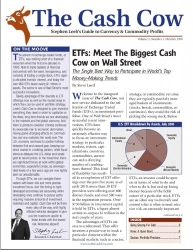 Leeb's Cash Cow Volume 1 Issue 1
