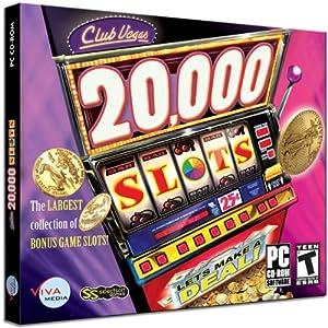 Club Vegas: 20,000 Slots
