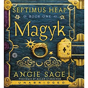 Magyk: Septimus Heap, Book One | [Angie Sage]