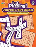 Crosswords and Word Searches, Grades 1 - 3 (Just Puzzling!)