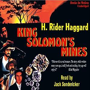 King Solomon's Mines Audiobook
