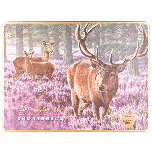 marks-spencer-scottish-shortbread-all-butter-assorment-collectors-stag-tin