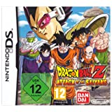 Dragonball Z: Attack of the Saiyansvon &#34;NAMCO BANDAI Partners...&#34;