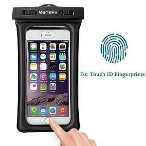 in stock cea00 e3bef Vansky Floatable Waterproof Phone Case, Waterproof Phone Pouch Dry ...