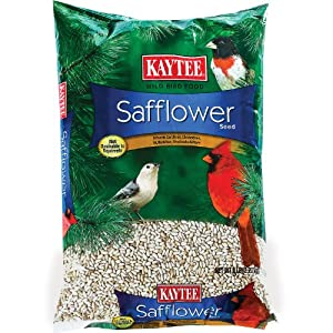 Kaytee Safflower Seed, 5-Pound Bag