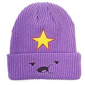 Adventure Time Princess Lumpy Official New Purple Beanie Hat