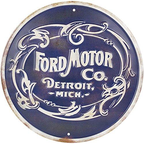 ford-motor-co-detroit-plaque-metal-plat-nouveau-30x30cm-vs240-1