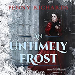 An Untimely Frost Audiobook