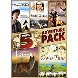5-Movie Family Adventure Pack V.2