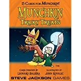 Munchkin Tricky Treats Booster Pack D10 Card Game